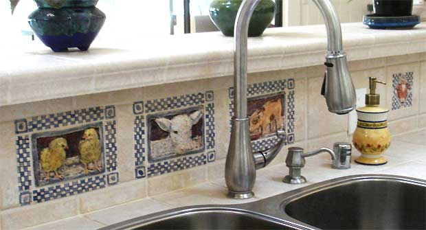 barnyard backsplash